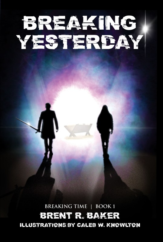 Breaking Yesterday – Hardcover (illustrated)